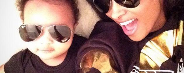 Ciara und Future Zahir Wilburn