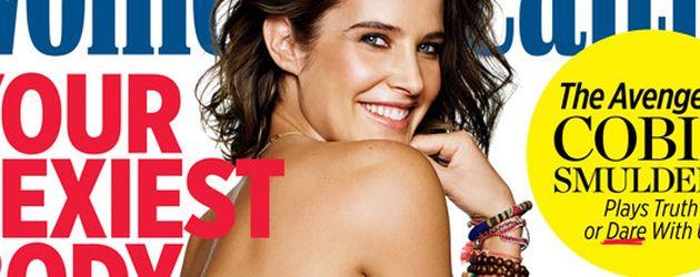 "Cobie Smulders auf dem ""Women's Health""-Cover"