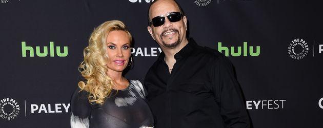 Coco und Ice-T im März 2016 in Hollywood