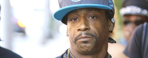 Comedian Katt Williams in Beverly Hills