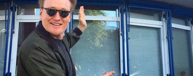 Conan O'Brien bei GZSZ