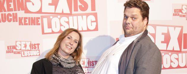 Cornelia & Tetje Mierendorf auf einer Film-Premiere in Hamburg 2011