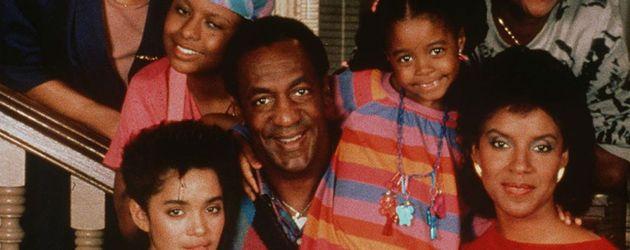 """Die Stars der """"Bill Cosby Show"""""""