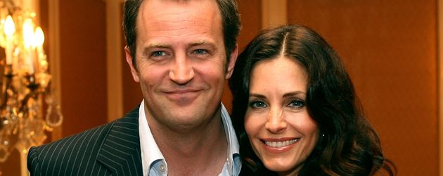 Courteney Cox und Matthew Perry