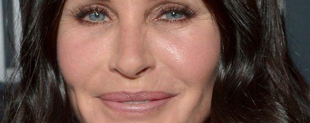Schauspielerin Courteney Cox