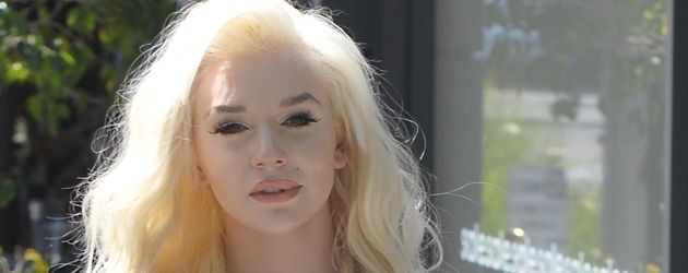 Courtney Stodden beim Shopping in Beverly Hills