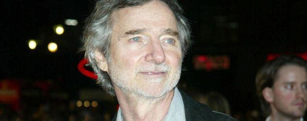 Curtis Hanson in England