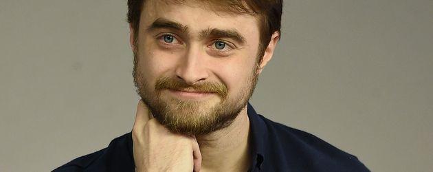 Daniel Radcliffe bei einer Veranstaltung im Apple Store Soho