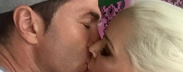 Daniela Katzenberger und Lucas Cordalis auf ihrer Hochzeit