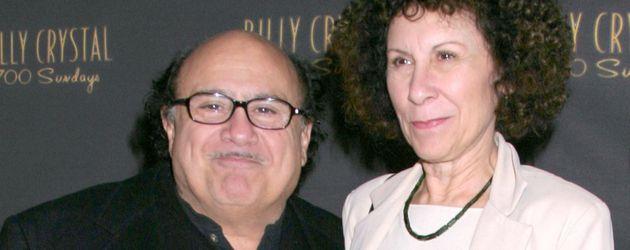 Danny DeVito und Ehefrau Rhea Perlman in 2006