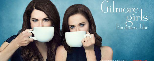 "Das erste offizielle ""Gilmore Girls""-Plakat"