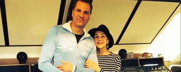 Dave Kaufmann und Christine Kaufmann