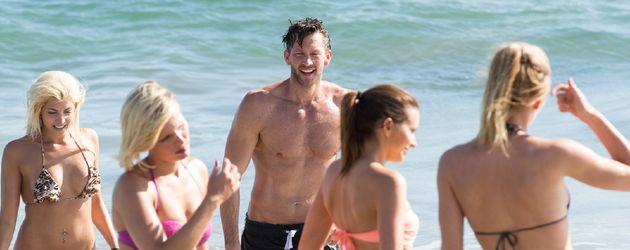 """Oliver Sanne beim """"Bachelor 2015"""""""