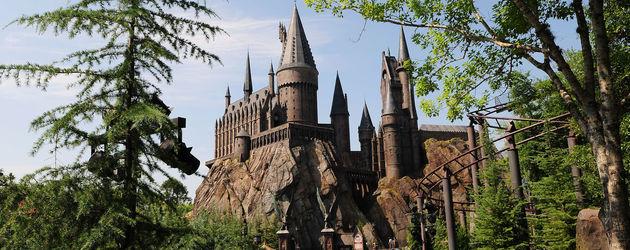 "Der ""Harry Potter""-Themenpark in den Universal Studios Orlando"