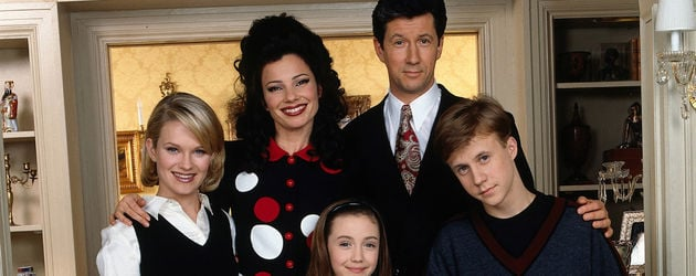 Die Nanny und Familie Sheffield