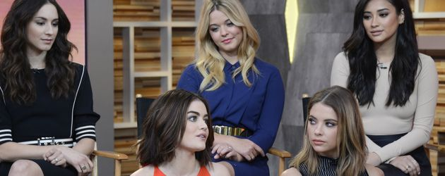 "Die ""Pretty Little Liars""-Girls bei ""Good Morning America"""