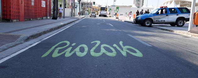 Die Straßen von Rio