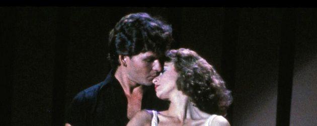 "Patrick Swayze und Jennifer Grey in ""Dirty Dancing"""