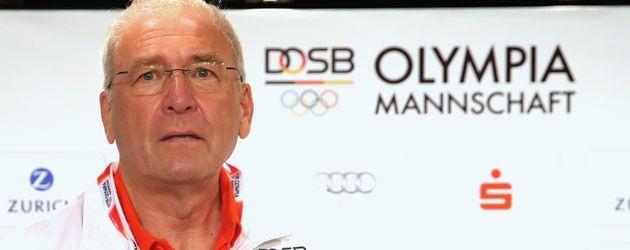 Sport-Funktionär Michael Vesper