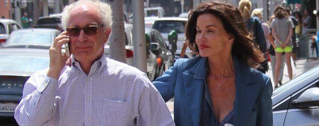 Dr. Robert Hugh Gerner und Janice Dickinson in Beverly Hills