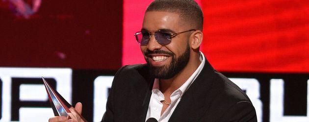Drake bei der Verleihung der 2016 American Music Awards im Microsoft Theatre in Los Angeles