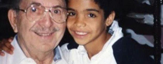 Drake und sein Opa Reuben Sher