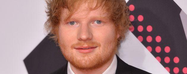 Ed Sheeran bei den EMAs 2015 in Mailand