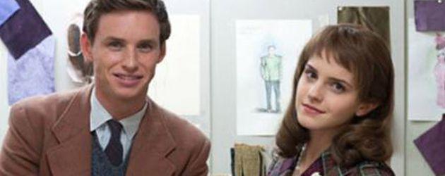 Eddie Redmayne und Emma Watson