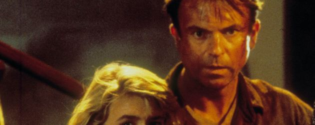 Ariana Richards, Laura Dern und Sam Neill