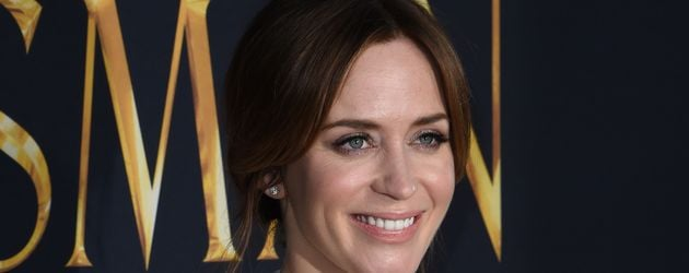 Emily Blunt im April 2016 in Los Angeles
