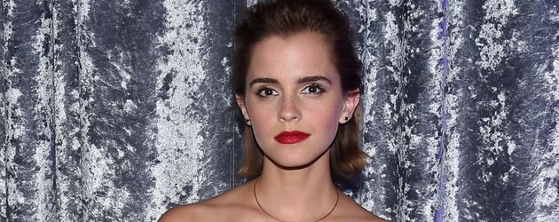 Emma Watson auf der Yahoo News/ABC News White House Correspondents' Dinner Pre-Party