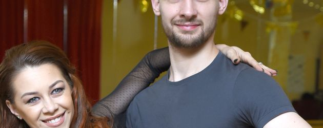 Eric Stehfest und Oana Nechiti