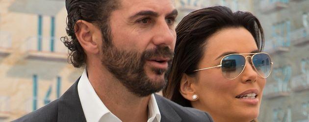 Eva Longoria und José Antonio Bastón