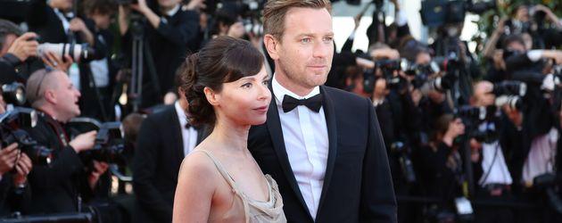 Ewan McGregor und seine Frau Eve Mavrakis in Cannes