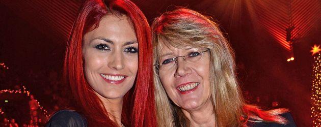 Fiona Erdmann und ihre Mama Luzie