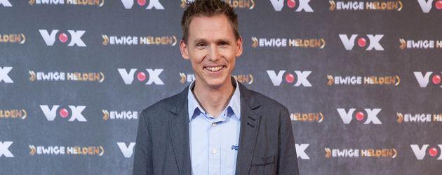 """Frank Busemann beim Fototermin zur VOX Fernsehshow """"Ewige Helden"""" in Köln"""