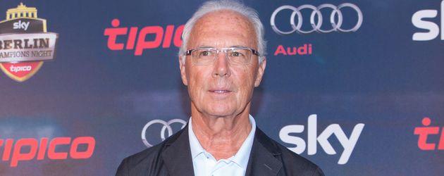 Franz Beckenbauer, Fußball-Kaiser