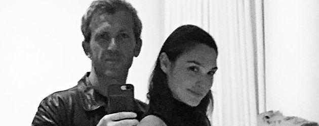Gal Gadot mit ihrem Mann Yaron