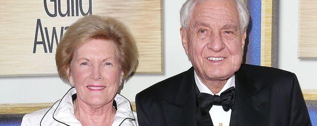 Garry Marshall mit seiner Frau Barbara