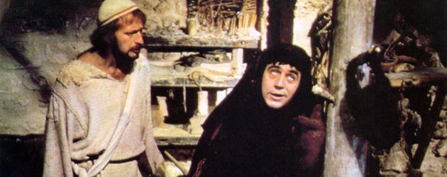 """Filmszene aus """"Das Leben des Brian"""": Graham Chapman und Terry Jones"""