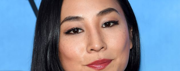 "Greta Lee bei der ""Veep""-Premiere in New York"