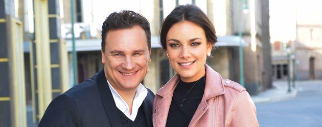 Guido Maria Kretschmer und Janina Uhse