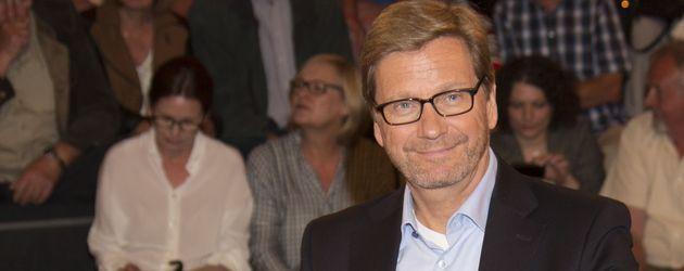 Guido Westerwelle bei Markus Lanz
