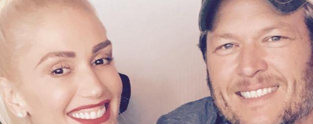 Ein cooles Pärchen: Gwen Stefani und Blake Shelton