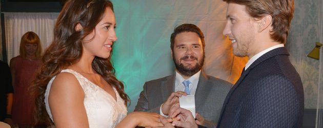 Raúl Richter und Elena Garcia Gerlach