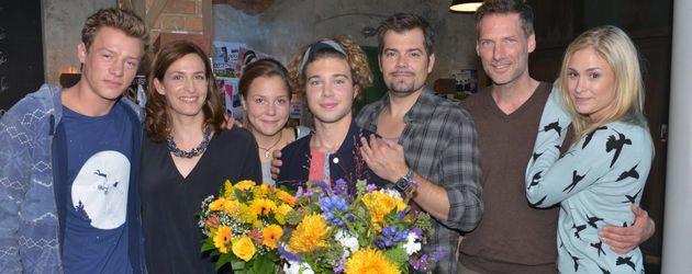 GZSZ-Stars verabschieden Jascha Rust