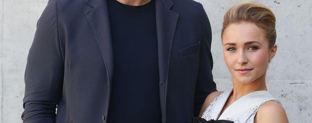 Hayden Panettiere und Wladimir Klitschko in Italien, 2013