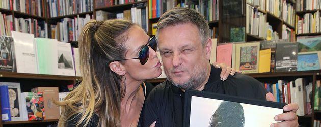 Heidi Klum und Rankin stellen ihr neues Buch in Köln vor