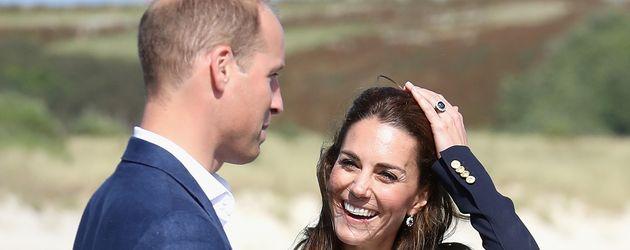 Herzogin Kate in ihrer günstigen Hose