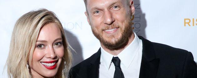 Hilary Duff mit ihrem Trainer Jason Walsh in L.A.
